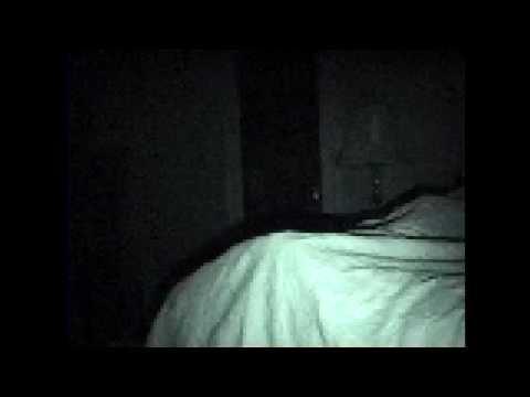 Haunted Hotel Room