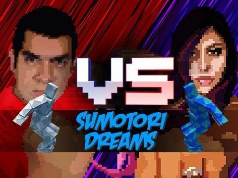 «SLIPPERY BANANA» Sumotori Dreams (Husband vs Wife)