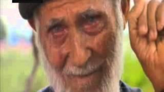 TRT'de Ömür Dediğin programında konuşan Mustafa dedenin ölen eşine olan özlemi herkesi ağlattı...