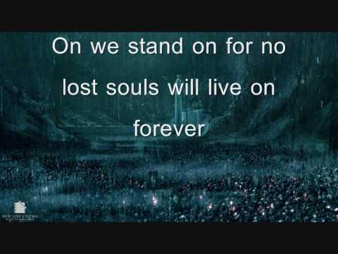 Starfire lyrics-Dragonforce