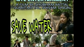 Save water in Haryanvi Style|| Comedy video|| God FilmS Production||