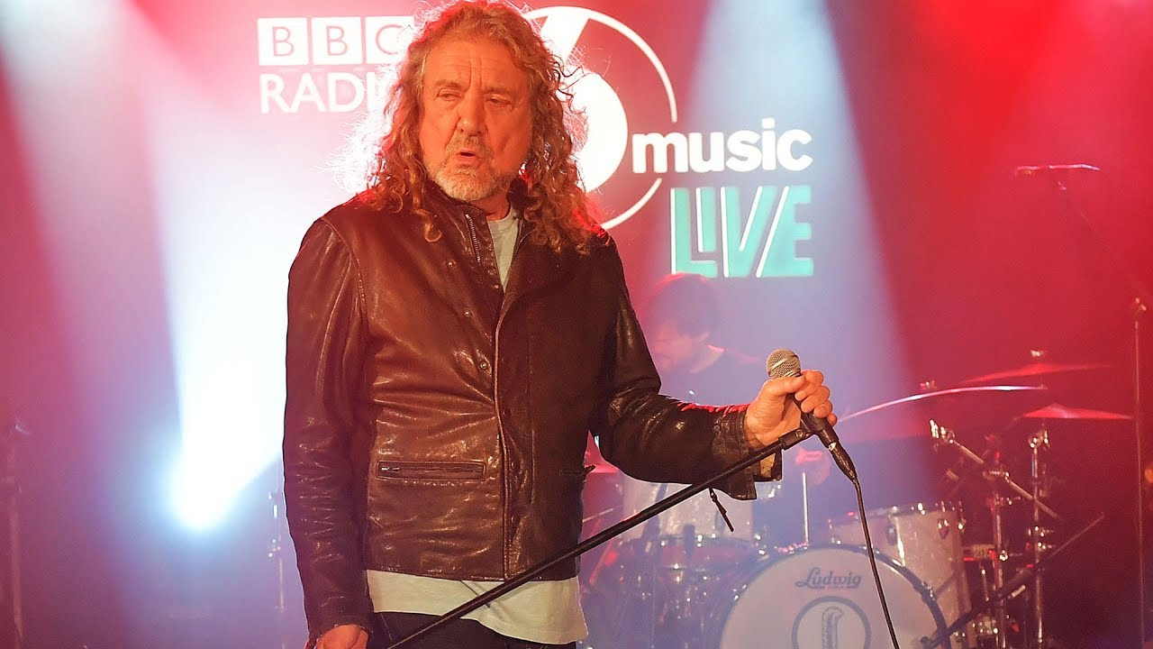 Robert Plant - Whole Lotta Love