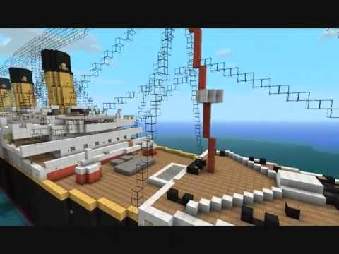Minecraft  RMS Titanic |WIP|