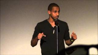 Ethiopian Poem by Salsawi at University of Maryland ESA Culture Show