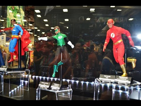 SAN DIEGO COMIC CON 2014 Sideshow Collectibles 12