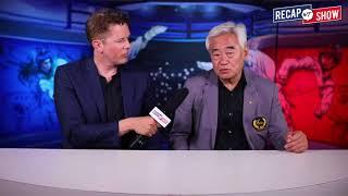 WT Recap Show - WT President Chungwon Choue