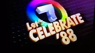 Channel seven celebrating 60 years of tv