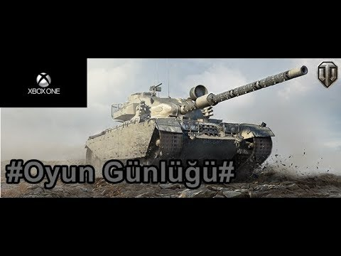 World of Tanks Xbox One | #Oyun Günlüğü# | 15 Nisan 2018