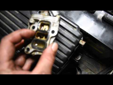 2000 Accord VTEC Solenoid gasket replacement