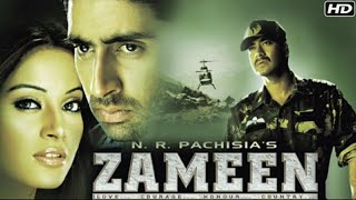 Zameen Full Movie HD | Ajay Devgan, Abhishek Bachchan, Bipasha | Patriotic Hindi Movies