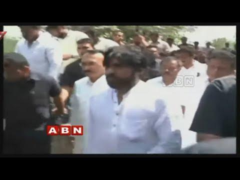Janasena Chief Pawan Kalyan Visits Japali Anjaneya Swamy Temple in Tirupati | ABN Telugu