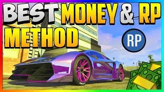 GTA 5 Online: MONEY & RP METHODS - Best Paying Races - Fast Easy Legit Guide Not Money Glitch 1.30