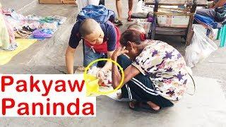 PAKYAW PANINDA: Nanay sa Bangketa