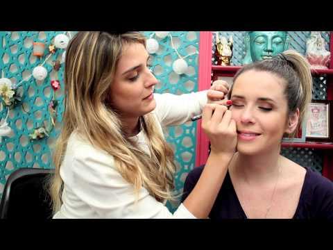 Bonita Linda - Episódio 24: Maquiagem por Rafa Brites (Mais Você - Rede Globo)