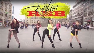 [KPOP IN PUBLIC CHALLENGE - PRAGUE ] Red Velvet(레드벨벳) - RBB (Really Bad Boy) by O.M.G and D'accord