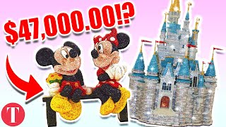 10 Most Expensive Disney Products You Can Buy At Disney