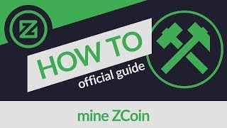 How to mine Zcoin