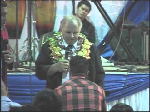 World Tongan AOG Conference 2012