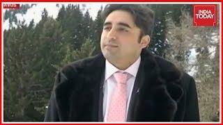 Bilawal Bhutto Zardari Speaks To India Today On Resetting India-Pak Relations