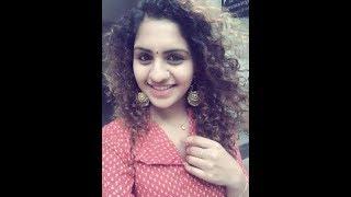 ഒരു അടാറ് ലവിലെ നായിക Noorin shereef | Oru Adaar Love, Video Song Manikya Malaraya Poovi