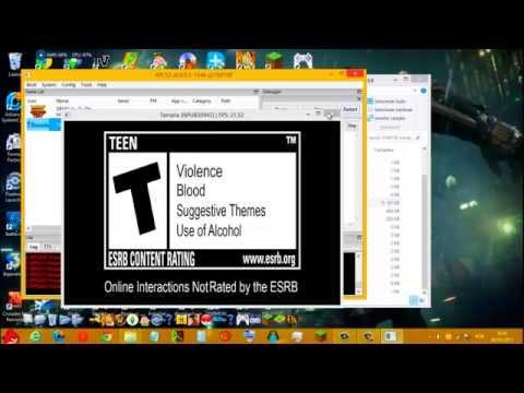 Testando o Emulador de PS3 o RPCS3