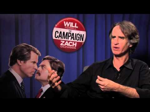 The Campaign - Director Jay Roach interview