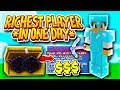 WE ARE THE RICHEST PLAYER IN 1 DAY! | Minecraft Prison | VanityMC | Alcatraz [1]