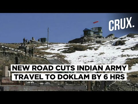 From 7-Hour Mule Ride To 40 Minutes By Road: New Doklam Route To Change India, China Border Equation