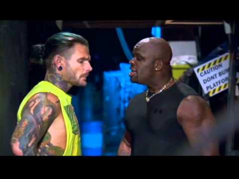 Jeff Hardy Gets Advice from Devon