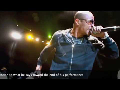 TI's Last performance before seving his prison sentence /with Ludacris and Young Jeezy