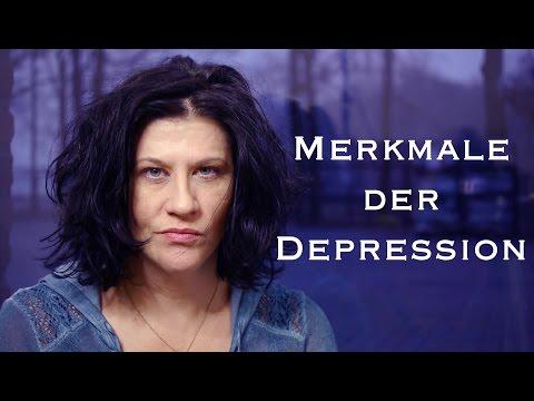 Merkmale der Depression