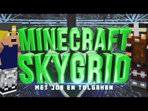 Skygrid met Job en Tolgahan - Deel 2 ''Mahut is groot!''