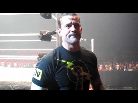 CM Punk Calls Fan A Homo Music Videos
