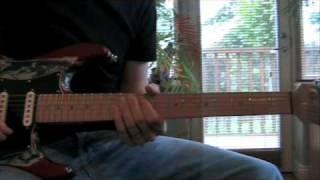 Hideaway - Guitar Lesson Part 1