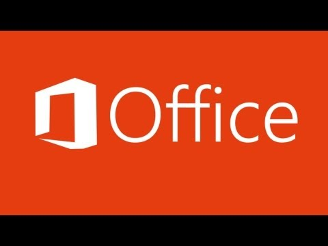 Microsoft Office 2013 on Windows 8 Hands On