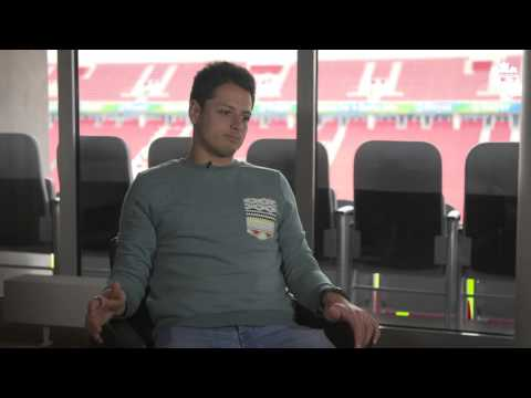 "Road to Russia 2018: Javier ""Chicharito"" Hernandez interview with Canada Soccer TV"
