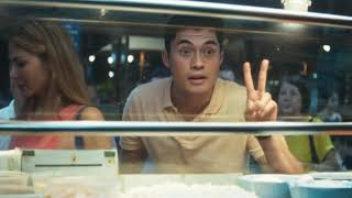 Rachel and Young explore Chinatown, Singapore  Crazy Rich Asians Movie 2018 