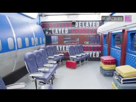 Leaked: Inside Pictures Of Salman Khan's Bigg Boss 8 House? video