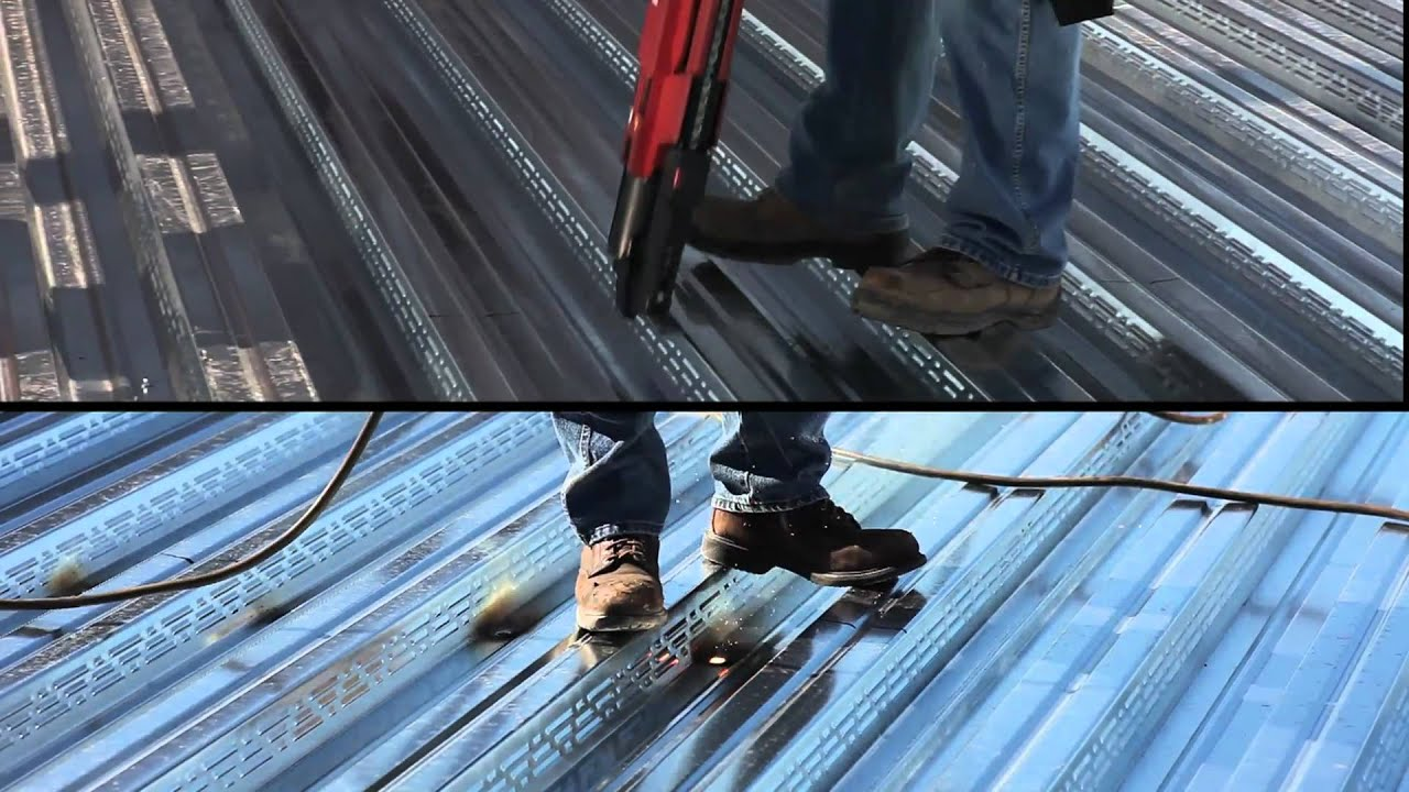 Stand And Deliver Hilti S Decking Solution Youtube