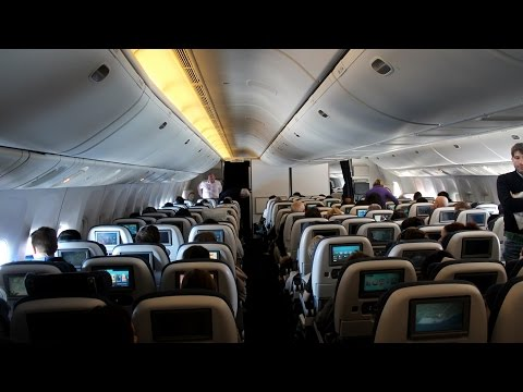Tripreport Chicago-London-Hannover with British Airways Boeing 777-300ER