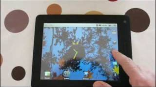 Herotab Aishuo A816 8 inch Tablet Android 2.3 S5PV210 HDMI