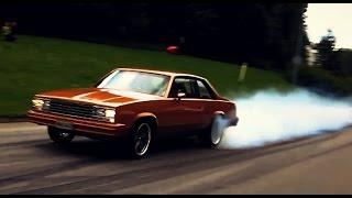Big Block 1978 Chevy Malibu BURNOUT Compilation!