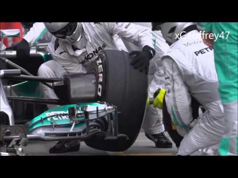 Formula 1: Highlights of Melbourne GP 2014