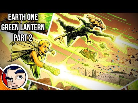 """Green Lantern Earth One """"The War!"""" - Complete Story thumbnail"""