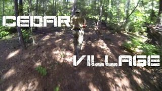MagFed Paintball: OFF Limits Paintball- Cedar Village 1