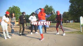 Travis Scott - Watch ft. Lil Uzi Vert & Kanye West (Dance Video) shot by @Jmoney1041