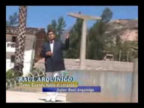 RAUL ARQUINIGO CUANDO