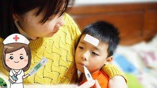 Sick Song | Children Songs & Nursery Rhymes | Song for Children | Xuxu Tv