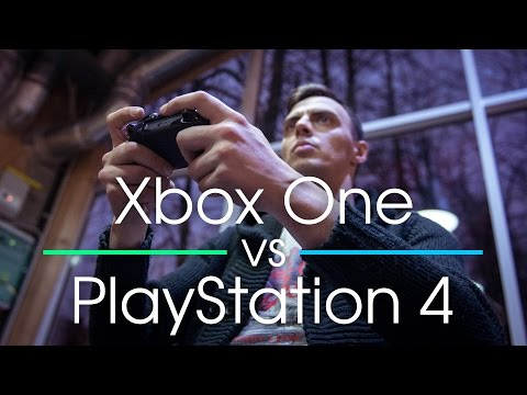Сравнение Xbox One и Sony PlayStation 4 • iPhones.ru