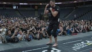 UFC 241: Open Workouts Recap